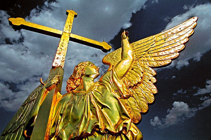 o anjo catavento