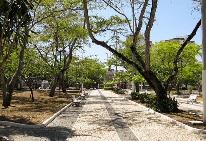 Aracaju - Praça Camerino