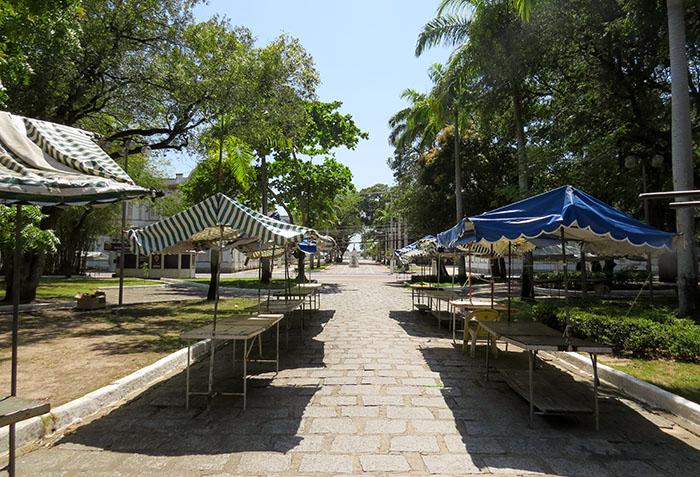 Aracaju - Praça Olímpio Campos