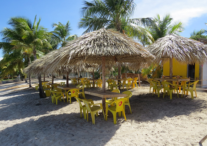 Praia do Saco - lagoa dos Tambaquis