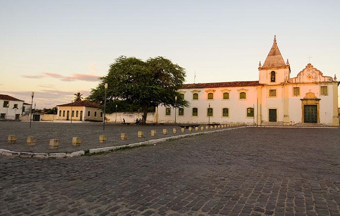 A Santa Casa de Misericórdia e Igreja Santa Izabel