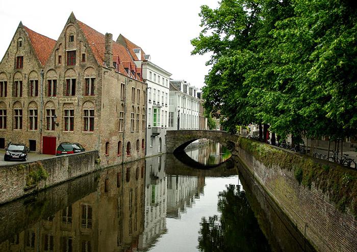 Bruges, a romântica cidade belga