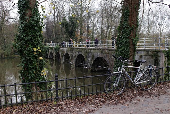 Bruges romântica