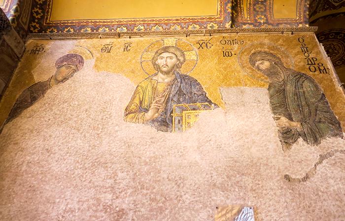 Istambul-mosaico