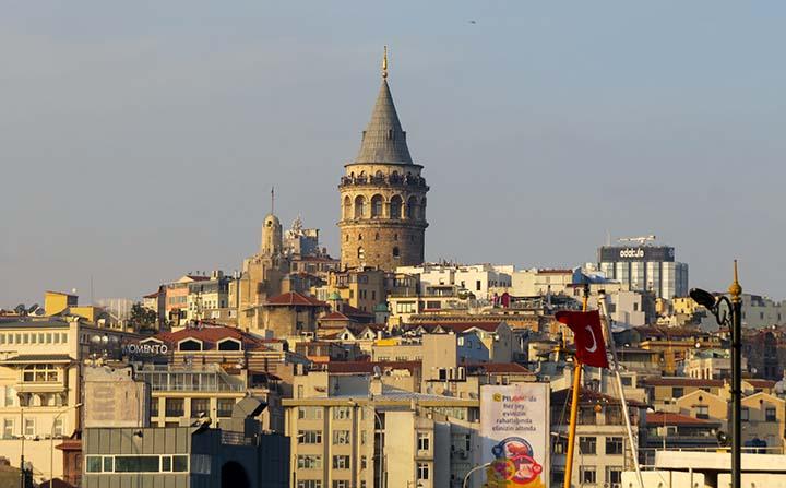 Istambul-torre-de-galata