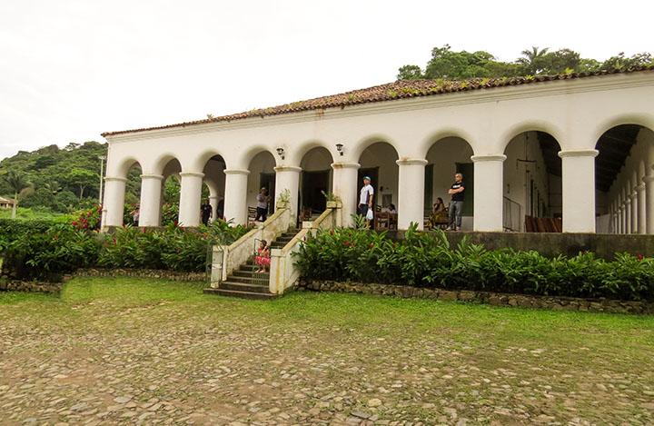 Casa do Sítio São Luís, em Pocoti, Ceará