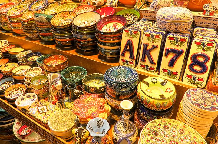 Bazar Egípcio ou de especiarias
