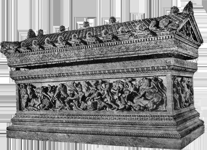 Sarcófago de Alexandre