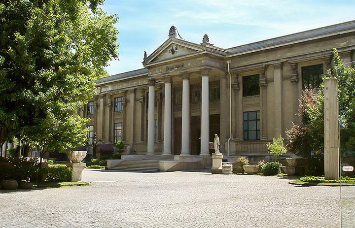 O primeiro museu do país foi fundado em 1891