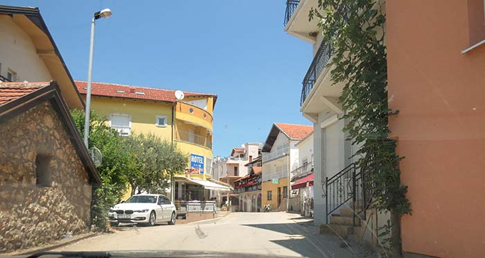 Medjugorje, na Bósnia