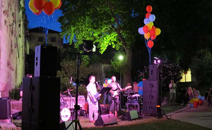Festival da Música em Split, Croácia
