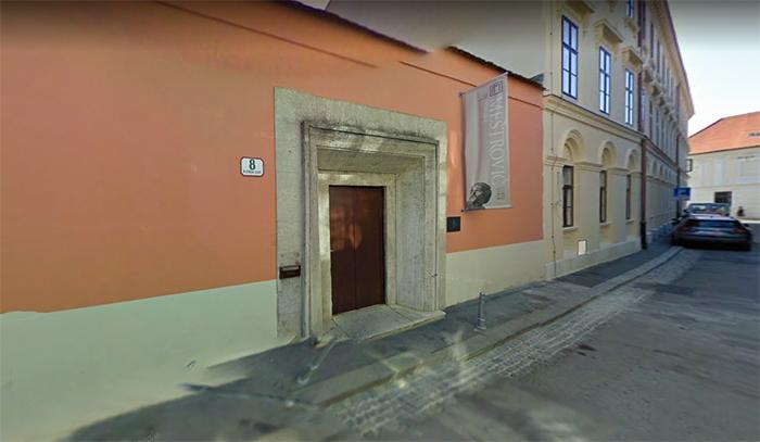 Galeria Mestrovic em Zagreb, Croácia