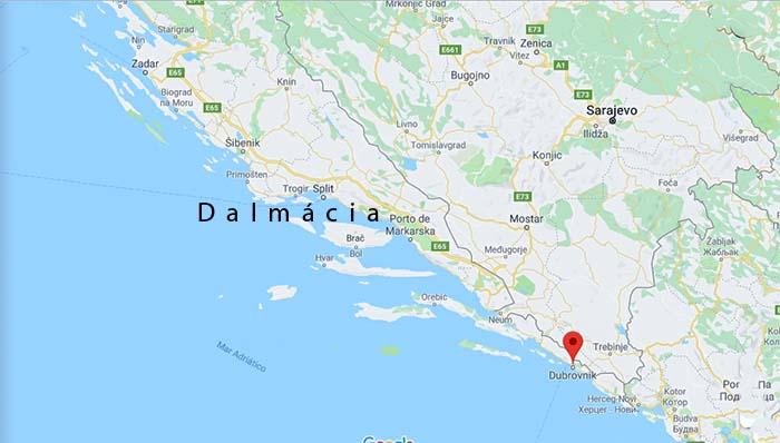 Dalmácia, Croácia