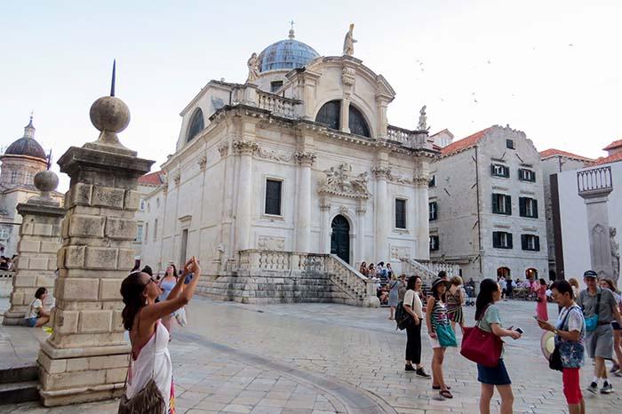 Igreja de São Blásio, Dubrovnik, Croácia
