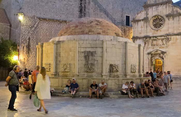 Dubrovnik, Fonde de Onofrio, Croácia