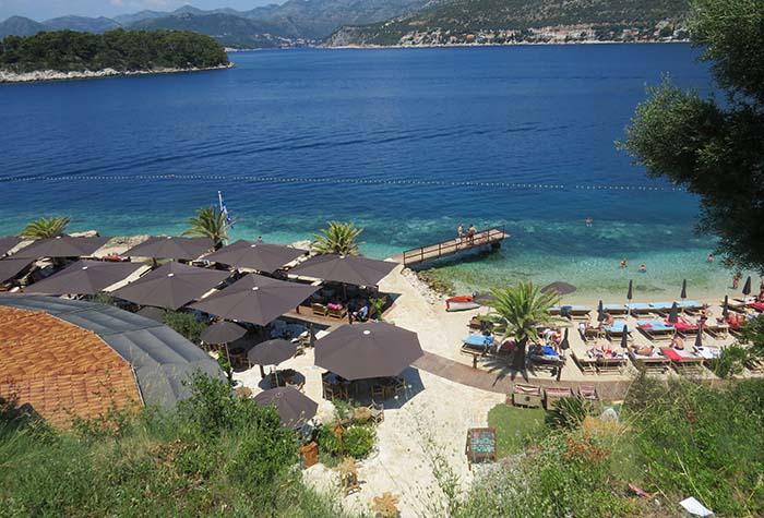 Cava Beach, Dubrovnik