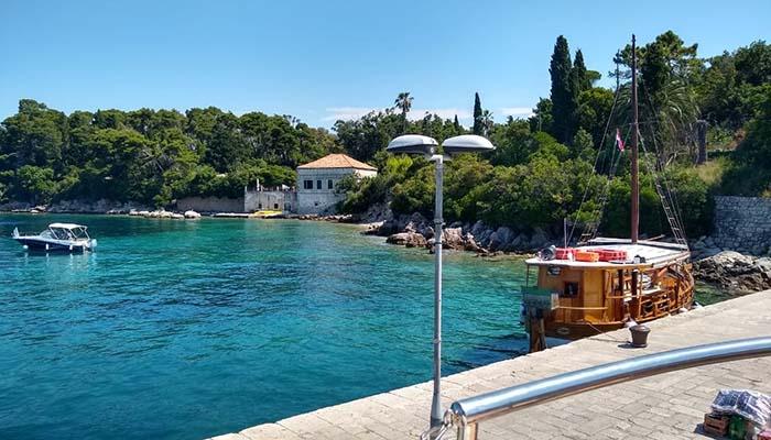 Kolocep, Croácia