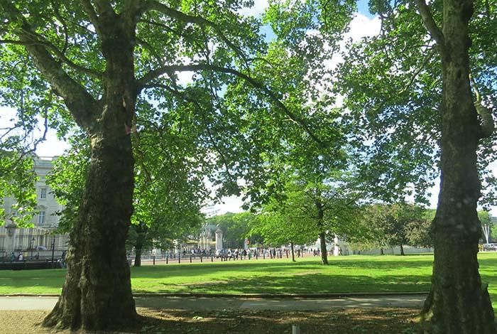 parque em Londres