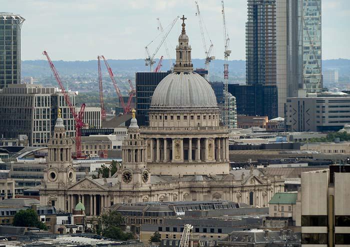 St. Paul's Cathedral, em Londres