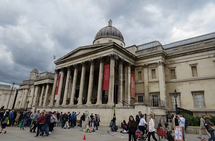 National Gallery, em Londres