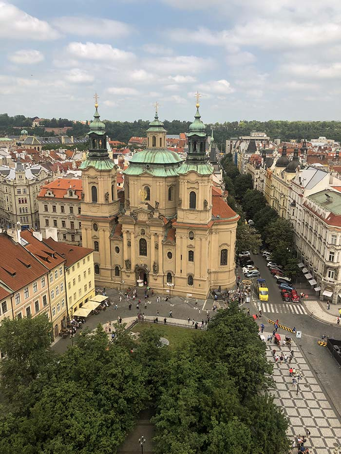 Igreja de São Nicolau, Praga.