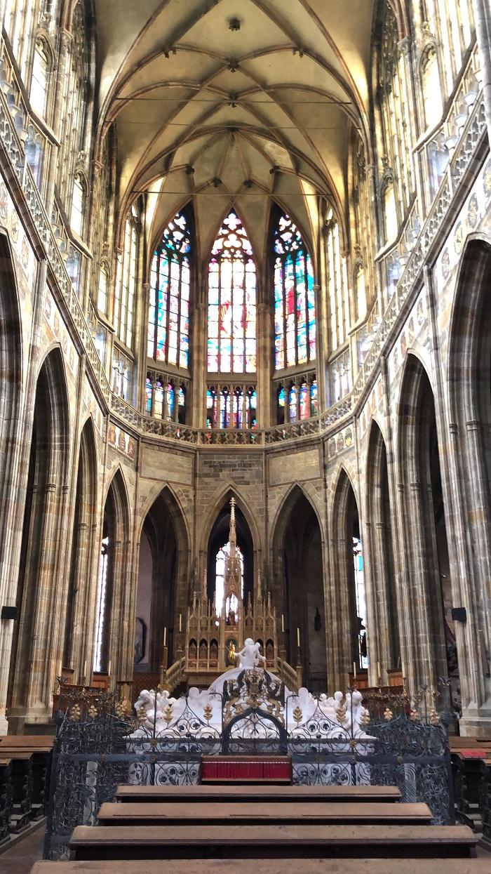 Catedral de São Vito, em Praga