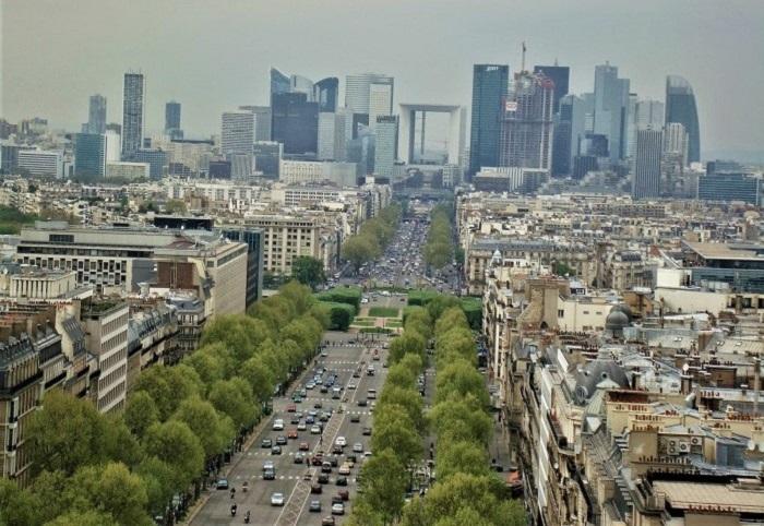 La Defense, em Paris