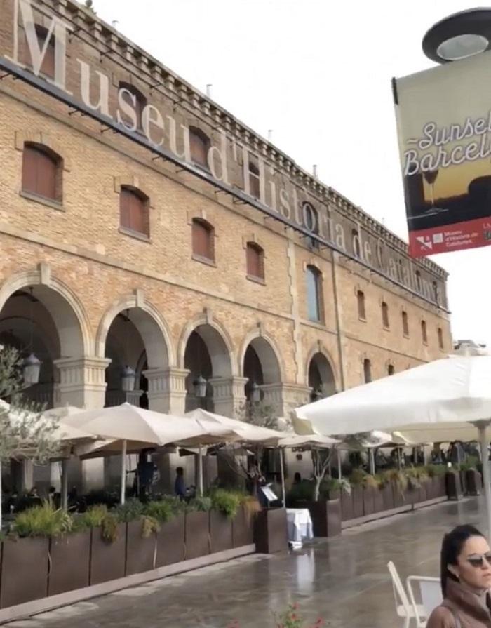 Museu de História da Catalunya, em Barcelona