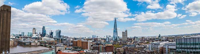 cidade de Londres, capital do Reino Unido
