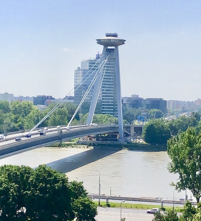 UFO Tower, em Bratislava