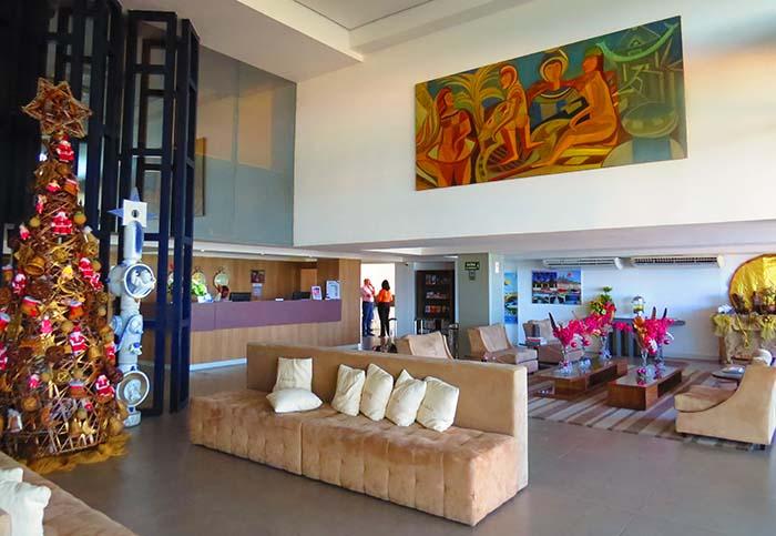 Hotel Cabo Branco Atlântico, em João Pessoa, Paraíba