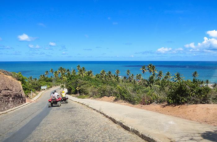 Praia de Coqueirinho, Conde, Paraíba