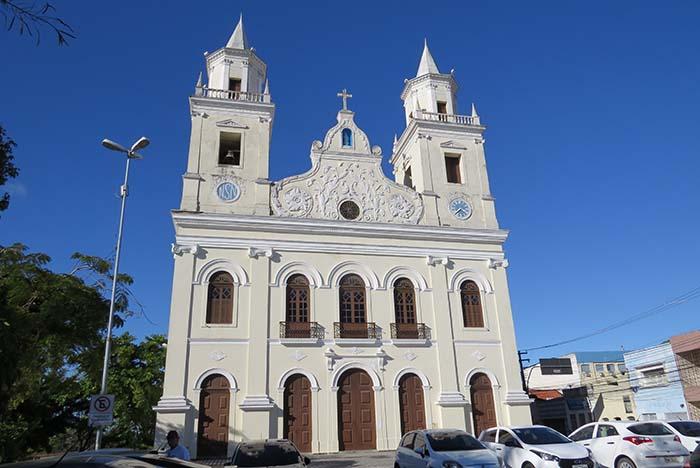 Catedral de João Pessoa, na Paraíba