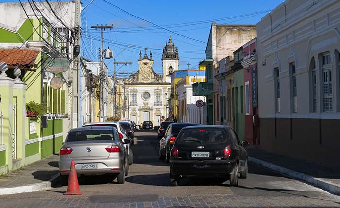 Centro Histórico de João Pessoa, Paraíba