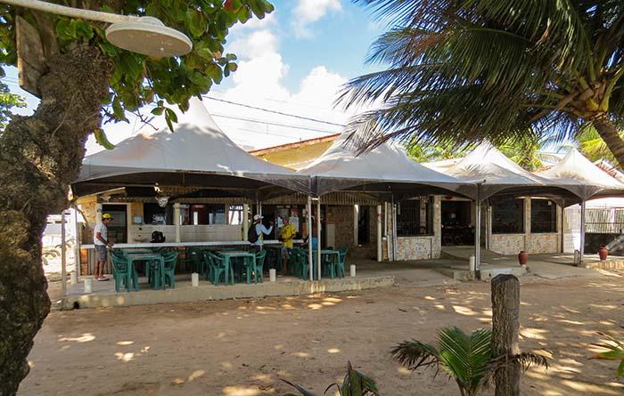Praia de Camboinha, em Cabedelo