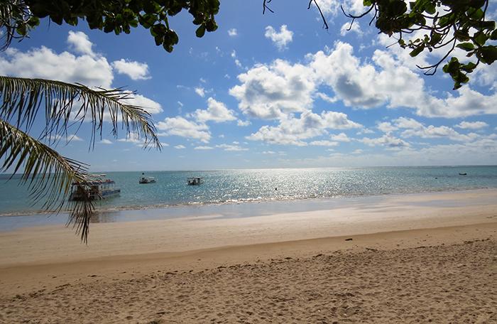 Praia de Camboinha, em João Pessoa