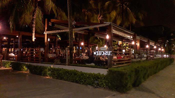 Bar do Cuscus, em João Pessoa