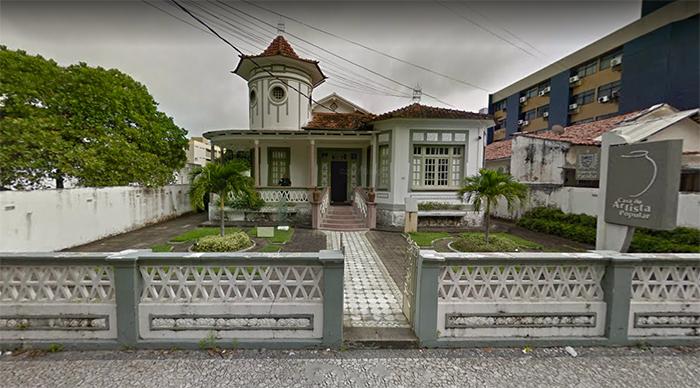 Casa do Artista Popular, em João Pessoa, Paraíba