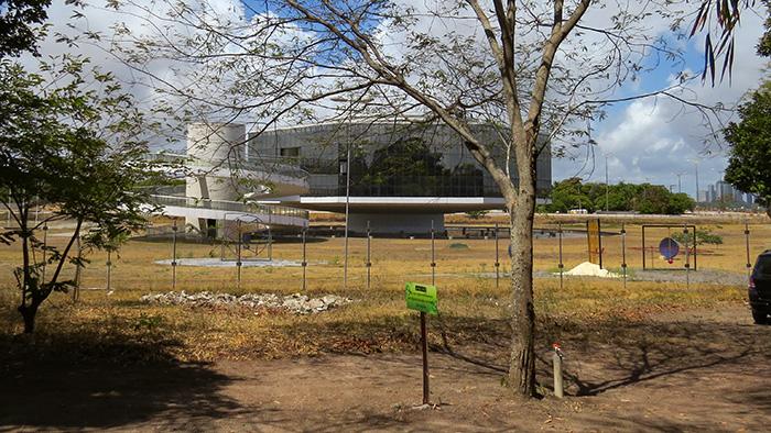 Estação Cabo Branco, em João Pessoa, Paraíba
