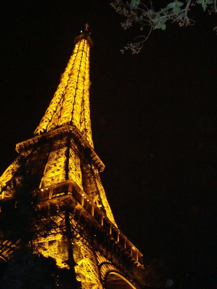 De barco, em Paris