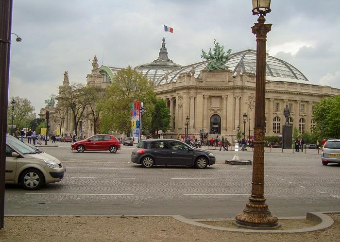 Grand Palais, em Paris