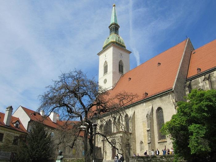 Catedral de São Martinho, em Bratislava