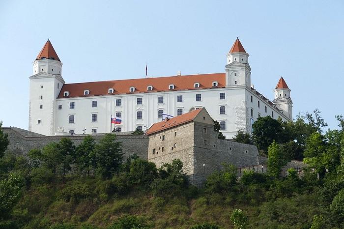 Castelo de Bratislava, ponto alto da visita à cidade