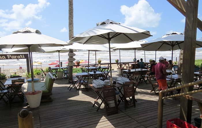 Parati Bar e Restaurante, em Aracaju, Sergipe