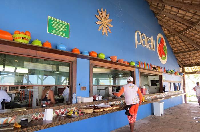 Parati, Bar e Restaurante, em Aracaju, Sergipe