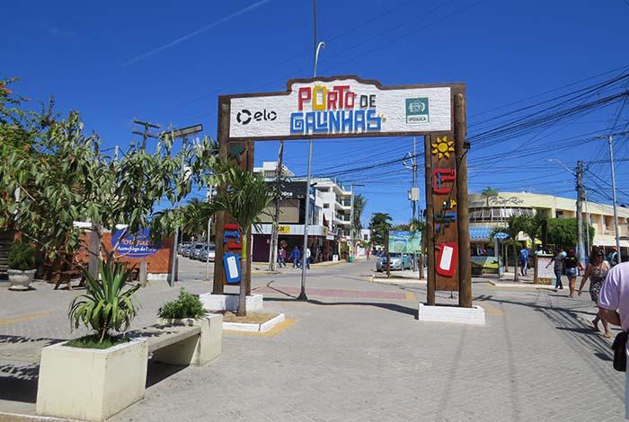 Portal de Porto de Galinhas, Pernambuco