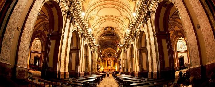 A beleza do interior da Capital Metropolitana de Buenos Aires
