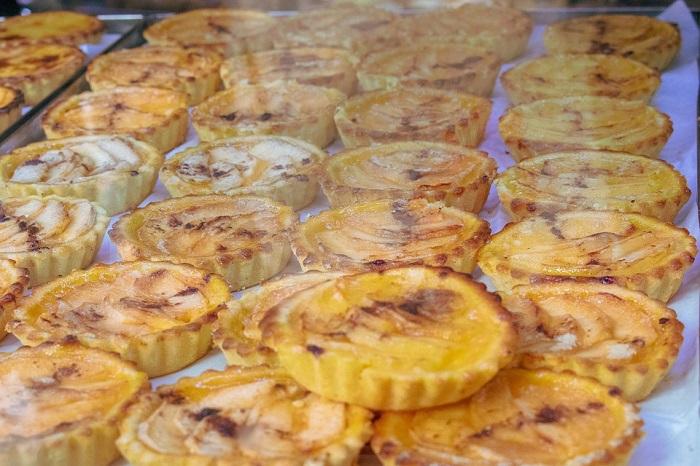 Comer pastel de belém é programa orbigatório em Lisboa
