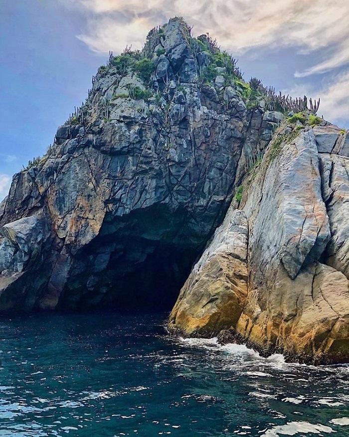 Gruta Azul, em Arraial do Cabo