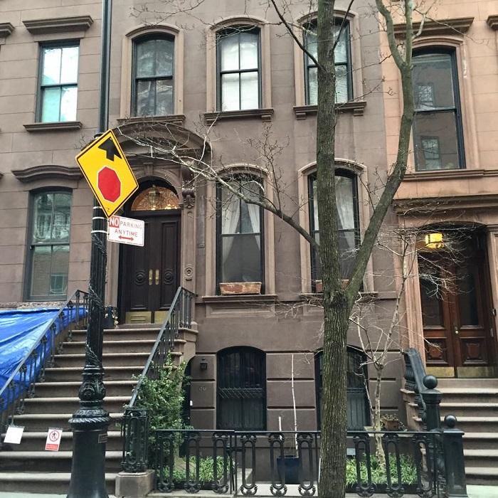 Apartamento da Carrie Bradshaw
